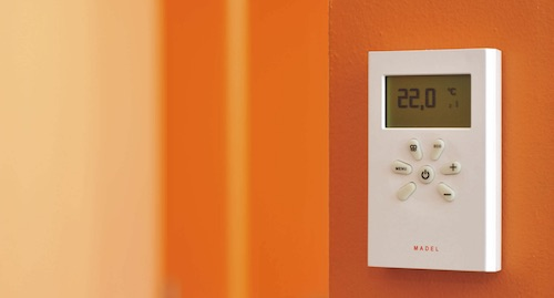 Une climatisation réversible pour l'hiver et l'été